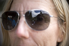 Cami Sunglass Reflections (nicoangleys) Tags: lautaret coldugalibier france2018