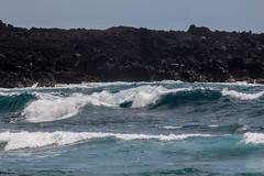 Black Sand Beack, Hawaii (José Rambaud) Tags: blacksandbeach hawaii kailuakona bigislandofhawaii beach playa arena sand mar sea pacificocean pacific océanopacífico