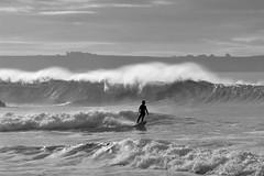Surf (hubert.jehl) Tags: surf finistère bretagne vague écume