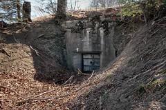 Fort Furggels - Shelter (Kecko) Tags: 2019 kecko switzerland swiss schweiz suisse svizzera ostschweiz sg badragaz pfäfers stmargrethenberg festung fortress fort furggels furkels militaer militär armee army military a6355 aussenverteidigung flabunterstand shelter underground abandoned verlassen swissphoto geotagged geo:lat=46982740 geo:lon=9508930