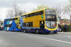 SG 534 Tallaght 30/03/19 (Csalem's Lot) Tags: dublinbus sg534 27 dublin bus tallaght wrightsgemini3 b5tl volvo