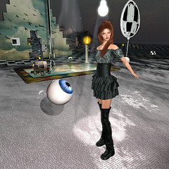 LuceMia - The Darkness Monthly Event (2018 SAFAS AWARD WINNER - Favorite Blogger - MISS ) Tags: thedarknessmonthlyevent boots dm gothic gothicdoll kibdesogns charme hair juliet sl secondlife mesh fashion creations blog beauty hud colors models lucemia darkmoonscorner
