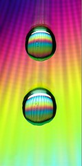 365 - Image 021 - Pick two - Iridescent Abstract... (Gary Neville) Tags: 365 365images 6th365 photoaday 2019 sony sonycybershotrx100vi rx100vi raynox garyneville macromondays picktwo