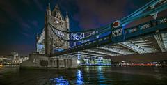 London. Tower Bridge. Night... (Al Sanin) Tags: london greatbritain towerbridge alsanin