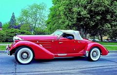 866 Auburn Speedster (olds.wolfram) Tags: 866 auburn speedster car auto oldtimer voiture coche auburncord duesenberg
