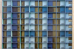 LINQ Rooms (Richard Melton) Tags: hotel wall windows las vegas nevada