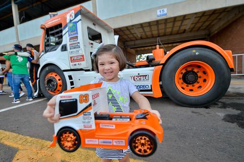 14/04/19 - Domingo de visitação na Copa Truck - Fotos: Duda Bairros