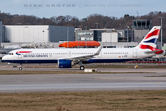 British_A321N_G-NEOT_20190212_XFW (Dirk Grothe | Aviation Photography) Tags: british gneot a321 neo xfw