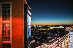 IMG_6184-1 (Goldenwaters) Tags: madrid spain spanish españa europe city citylife urban capitalcity streetphotography landmark buildings 2018