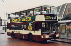 KentishBus-565-L565YCU-Bexleyheath-060196c (Michael Wadman) Tags: l565ycu bexleyheath volvoolympian route269 kentishbus