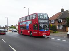SLN 12345 - SN64OGU - ELTHAM ROAD - SAT 16TH FEB 2019 (Bexleybus) Tags: stagecoach london selkent tfl route 122 adl dennis enviro 400 eltham road se9 south east 12345 sn64ogu hybrid