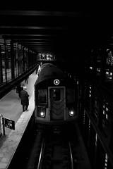 New York 2019 IMG_6606.CR2 (Daniel Hischer) Tags: architecture blackwhite city newyork newyorkcity nyc subway subwaystation usa