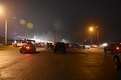 Fire - MFA Agri Services (Adventurer Dustin Holmes) Tags: firefighting fire mfa mfaagriservices lacledecounty lebanonmo lebanon lebanonmissouri missouri emergency event events news photography structure business building night february 2019 downtown smoke smoky smokey lowlight rubberneckers rubbernecking parkinglot vehicles spectators outdoor burned burning firefighters firefighter truevalue damage damaged destroyed