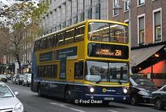 Dublin Bus AV356 (03D50356). (Fred Dean Jnr) Tags: dublin november2013 dublinbusyellowbluelivery volvo b7tl alexander alx400 busathacliath dublinbus croad av356 03d50356 dawsonstreetdublin dublinbusroute25a
