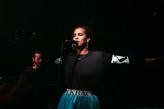 Neneh Cherry (Rick & Bart) Tags: nenehcherry concert live music ab anciennebelgique brussel belgique belgië rickvink rickbart canon
