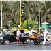 Straatbeeld in Bombay - Mumbai in India ...