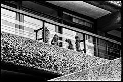 C36-16 1975 Brutalism (hoffman) Tags: housing architecture brutalist brutalism city urban london outdoors street barbican brunswickcentre londonwall concrete davidhoffman wwwhoffmanphotoscom
