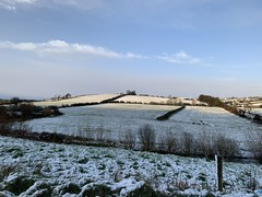 Snow Day - County Cork, Ireland - March 3, 2019 (firehouse.ie) Tags: countryside countycork rural landscape nature ireland snowscape snow hills hill