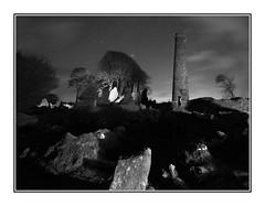 Powdermills10 (mdsphotoimages1) Tags: stars sky clouds color stacks ruins