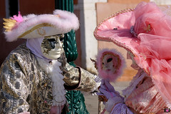 QUINTESSENZA VENEZIANA 2019 147 (aittouarsalain) Tags: venezia venise carnavale carnaval chapeau costume masque mask