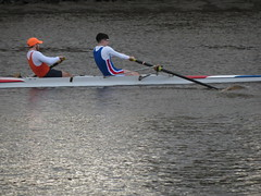 IMG_1147 (NUBCBlueStar) Tags: rowing remo rudern river aviron february march star university sunrise boat blue nubc sculling newcastle london canottaggio tyne hudson thames sweep eight pair