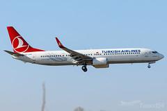 TC-JYM | Turkish Airlines | Boeing 737-9F2(ER) | BUD/LHBP (Tushka154) Tags: hungary 737900 737nextgeneration ferihegy budapest spotter turkishairlines boeing 737 tcjym 7379f2er 737ng aircraft airplane avgeek aviation aviationphotography boeing737 boeing737nextgeneration boeing737ng budapestairport lhbp lisztferencinternationalairport planespotter planespotting spotting turkish