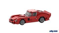 Ferrari 250 GTO (Rolling bricks) Tags: lego speed champions speedchampions ferrari 250gto 250 gto oldtimer car legocar vintage classic classiccar sportscar racingcar racecar instructions supercar hypercar ferrariclassic italia luxury ferrariracing scuderia classicferrari