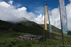 BTNT 060 (newlightdreams) Tags: bhutan clouds himalaya travel asia fujixseries fujifilm fujifilmxseries nature adventure landscape photog light mountains hillwalking trekking hiking wilderness