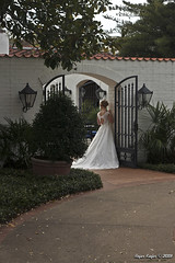 IMG_5625 (Roger Kiefer) Tags: dallas arboretum outdoors beauty nature wedding dress