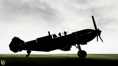 The Battle of Britain is about to begin... (Dread Pirate Wesley) Tags: lego moc airplane plane aircraft fighter ww2 wwii battle britain