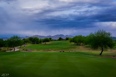 Golf quest. (Snap.off) Tags: sonyemount landscapejunkies selp1650 mirrorless sonyimages sonyalpha sonya6000 phoenix arizona cloudporn clouds sky colorfully colorful colors trees fantasticnature naturephotography naturephotographer nature landscapephotography landscapes landscape golfcourse golfing golf