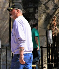 guys at the Alamo (miosoleegrant2) Tags: vacation tourist outside man male butch guy gentleman men guys dude studly manly dudes handsome stud hunk sexy masculine people beardy mature maturity prime elder experienced savory mellow sophisticated worldly seasoned developed manhood older machismo manfulness virility senior refined mettle potency hat silverdaddies silver daddy seniors maleover50 maturemen silverdad siverdaddy grandad granddad grandaddy granddaddy silverfox saltpepper fit old portrait hombre maduro guapo grey greyhair