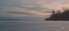 EOS_0119-1147-2 (DAN PHOTOGRAFIX) Tags: canon eos 6d reflex rehel stmichel paysage hiver winter sun soleil cold froid snow neige glace ice ciel sky nuage cloud river riviere eau water