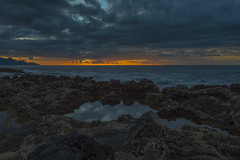 Canary islands gran canaria winter 2018_2019 30122018 443  Kopie (Dirk Buse) Tags: kanaren spanien atlantik sonnenuntergang leica 818 em1ii olympus canary islands las nieves spain europe atlantic sea mountain seaview rocks reflection reflektion water ocean wasser meer