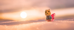 How I cope with winter blues/depression (Reiterlied) Tags: 1835mm angle bunny butterfly d500 dslr fabuland lego legography lens minifig minifigure nikon photography reiterlied sigma snow stuckinplastic toy wide winter