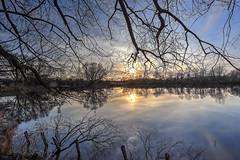 IMG_0482_3_4_Südlicher See (HDRforEver) Tags: hdr karstenhöltkemeier photomatix canon eos m50 sunset sonnenuntergang sun lake see sky water wasser reflexions new interesting himmel outside