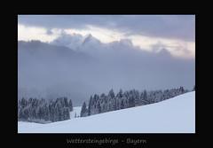 Wettersteingebirge (MC--80) Tags: bayerisches oberland wetterstein gebirge