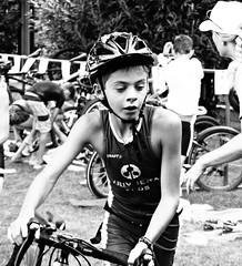 Out of the transition zone (Cavabienmerci) Tags: kids triathlon vevey 2017 corseaux sur switzerland suisse schweiz kid child children boy boys run race runner runners lauf laufen läufer course à pied sport sports running triathlete