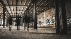 Geister in alter Fabrik | Ghosts in old factory (DonSal_LE) Tags: geister gohsts old fabrik factory lostplace lost place alte alt mystic