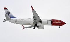 Norwegian Air Sweden SE-RTB, OSL ENGM Gardermoen (Inger Bjørndal Foss) Tags: sertb norwegian boeing 737 max8 osl engm gardermoen