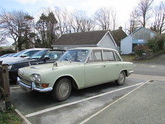 Triumph 2000 (Andrew 2.8i) Tags: wales uk carspotting spotting street car cars streetspotting united kingdom road classic classics spot triumph 2000 mk1 mk 1 mark bmc sedan saloon british
