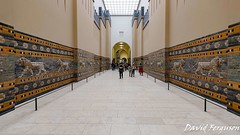 Pergamon Museum (Daveoffshore) Tags: berlin germany ruin archeology