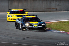 Chevrolet Corvette C6.R (belgian.motorsport) Tags: chevrolet corvette c6r fia gt1 circuit zolder 2012 supercar challenge