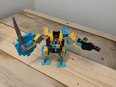 GS mechs (zaaking511) Tags: lego mech 2019 robot instructions bahama bahamian