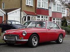 1974 MGB GT (Neil's classics) Tags: vehicle 1974 mgb gt car
