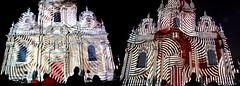 """""""Enluminures célestes"""" Ad Lib (FR) Église Saint-Jean-Baptiste-au-Béguinage, Festival de lumières """"Bright Brussels"""", place du Béguinage, Bruxelles, Belgium (claude lina) Tags: claudelina belgium belgique belgië bruxelles brussels festivaldelumières brightbrussels enluminurescélestes église church architecture adlib églisesaintjeanbaptisteaubéguinage"""