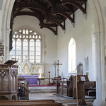 Holy Trinity Church, Chrishall, Essex