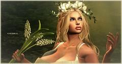 Persephone (Moxxie Kalinakova) Tags: beauty portrait goddess moxxie kalinakova