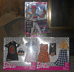 Mini Barbie Haul (DisneyBarbieCollector) Tags: barbie made to move dolls toys