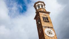Verona, Italy (tomst.photography) Tags: verona italia italy italien centro zentrum turm tower sky tomst